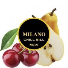Табак для кальяна Milano Chill Bill M39 (Груша, Вишня)