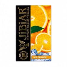 Табак для кальяна Jibiar 50 gr Ice orange (Айс апельсин)