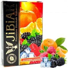 Jibiar 50 gr Ice Raspberry Tangerine (Ягоды, мандарин, лёд)