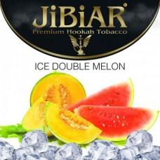 Табак для кальяна Jibiar Ice Double Melon (Дыня Арбуз Айс)