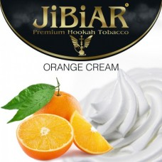Табак для кальяна Jibiar Orange Cream (Апельсиновое Мороженое)