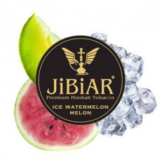 Табак для кальяна Jibiar Ice Watermelon Melon (Айс дыня арбуз)