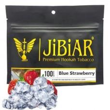 Табак для кальяна Jibiar Blue Strawberry (Клубника, Черника)