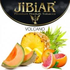 Табак для кальяна Jibiar Volcano (Грейпфрут, Дыня, Лимон, Маракуя, Лёд)