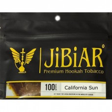 Табак для кальяна Jibiar California sun (Дыня, лайм, мед)