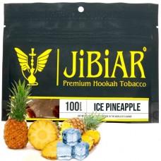 Табак для кальяна Jibiar Ice Pineapple (Айс ананас)