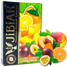 Jibiar 50 gr Fanda Exotic (Апельсин Маракуя Персик)
