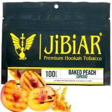 Табак для кальяна Jibiar Baked Peach (Пряный персик)