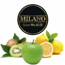 Milano Green Mix M108 (Зеленое яблоко, киви, лимон)