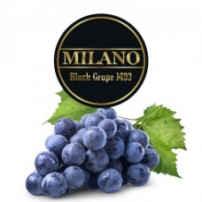 Табак для кальяна Milano Black Grape M93 (Черный виноград)