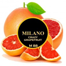 Табак для кальяна Milano Crazy Grapefruit M88 (Грейпфрут)