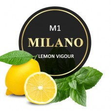 Табак для кальяна Milano Lemon Vigour M1 (Лимон Мята)