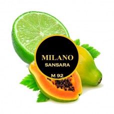 Табак для кальяна Milano Sansara M92 (Лайм, Папайя)