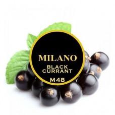 Табак для кальяна Milano Black Curant (Смородина)
