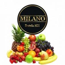 Табак для кальяна Milano Frutello M31 (Ананас, Папая, Питахая)
