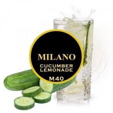 Табак для кальяна Milano Cucumber lemonade M40 (Огуречный лимонад)