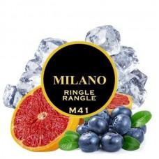 Табак для кальяна Milano Ringle Rangle (Черника, Грейпфрут, Лёд)