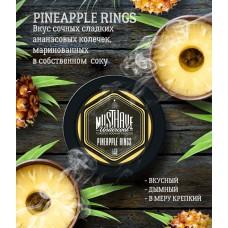 Табак для кальяна Must Have Pineapple Rings (Ананасовые кольца) 125gr