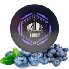 Табак для кальяна Must Have Blueberry (Черника) 125gr