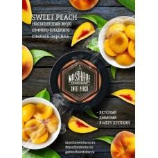 Табак для кальяна Must Have Sweet Peach (Сладкий Персик) 125gr