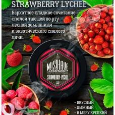 Табак для кальяна Must Have Strawberry Lychee (Клубника личи) 125gr