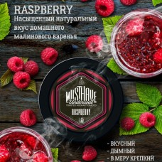 Табак для кальяна Must Have Raspberry (Малина) 125gr