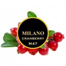 Табак для кальяна Milano Cranberry M47 (Клюква)