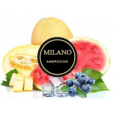 Табак для кальяна Milano Ambrosion M33 (Дыня, Арбуз, Черника, Айс)
