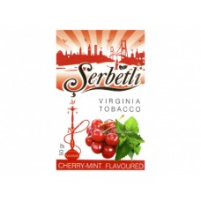 Табак для кальяна SERBETLI CHERRY MINT (ВИШНЯ МЯТА)
