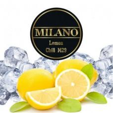 Табак для кальяна Milano Lemon Chill M29 (Лимон - Айс)