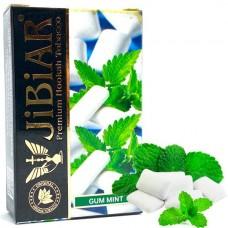 Табак для кальяна Jibiar 50 gr Gum mint ( Жвачка Мята)