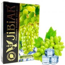 Табак для кальяна Jibiar 50 gr Ice grape (Айс виноград)