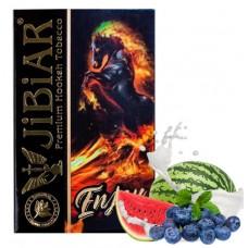Табак для кальяна Jibiar 50 gr Enjoy (Арбуз, Черника, Сливки)