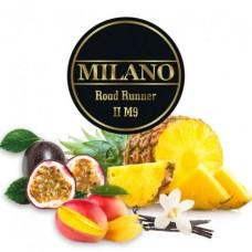 Табак для кальяна Milano Road Runner M9 (Манго, Маракуя, Ананас, Ваниль)