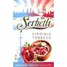 Табак для кальяна SERBETLI GRENADINE YOGHURT (Гранат йогурт)