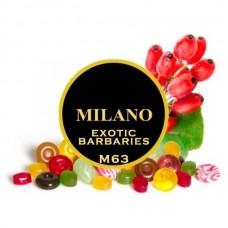 Табак для кальяна Milano Exotic Berberis M63 (Барбарис)