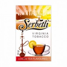Табак для кальяна SERBETLI LEMON TEA (ЛИМОННЫЙ ЧАЙ)