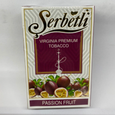 Табак для кальяна SERBETLI PASSION FRUIT (МАРАКУЙЯ)