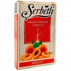 Табак для кальяна SERBETLI APRICOT (АБРИКОС)