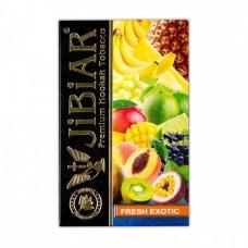Табак для кальяна Jibiar 50 gr Fresh exotic (Лед Личи Манго Маракуйя)
