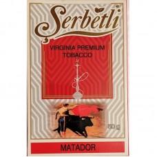 Табак для кальяна SERBETLI MATADOR (АПЕЛЬСИН)