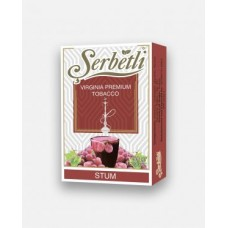 Табак для кальяна SERBETLI STUM (ВИНОГРАДНЫЙ НАПИТОК)