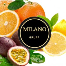 Табак для кальяна Milano Gruf M43 (Грейпфрут, Лимон, Маракуя)
