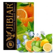 Табак для кальяна Jibiar 50 gr Ice citrus mint (Айс Цитрус мята)