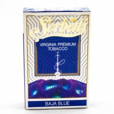 Табак для кальяна SERBETLI BAJA BLUE (ЧЕРНИКА МЯТА ВАНИЛЬ)