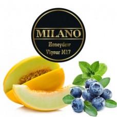Табак для кальяна Milano Honeydew Vigour M17 (Дыня, Черника, Мята)