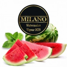 Табак для кальяна Milano Watermelon Vigour M20 (арбуз с мятой)
