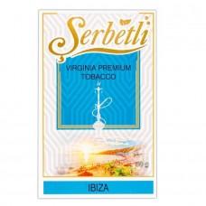 Табак для кальяна SERBETLI IBIZA (Персик с корицей)