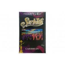 Табак для кальяна Serbetli Caribbean (Микс Черники и Малины)