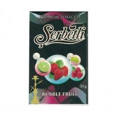 Табак для кальяна SERBETLI Bubble Fruit ( Фруктовая жвачка)